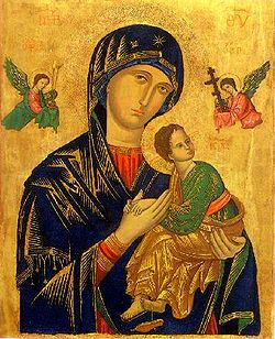 250px-Our Mother of Perpetual Help - Kopia